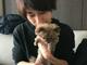"""武田航平、愛犬""""きび""""のバースデーを豪華ケーキでお祝い 心から「ずっと一緒にいたい」"""