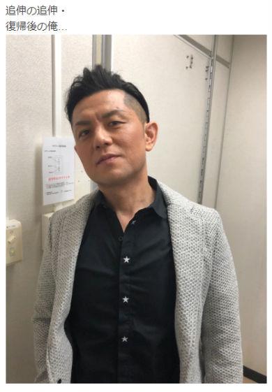 的場浩司 俳優 船越英一郎 杉良太郎 俳優 入院 手術