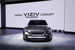 スバル VIZIV SUV