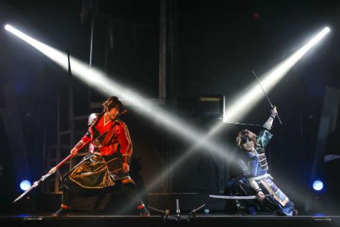 イケメン戦国 2.5次元 舞台 イケメンシリーズ 戦ステ ゲネプロ