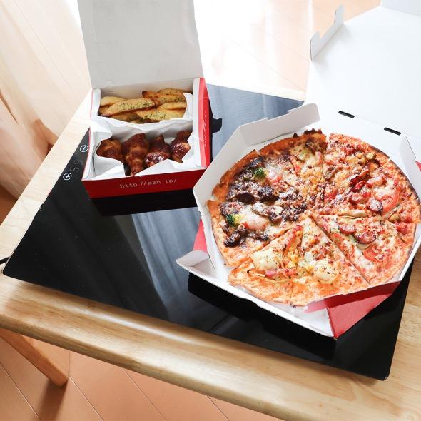 サンコー ピザ 熱々 冷めた ホットプレート