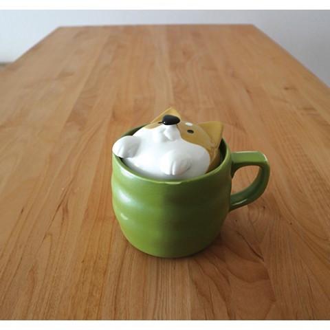 いぬのマグカップ