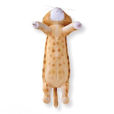 子猫のアームレストの内側イメージ