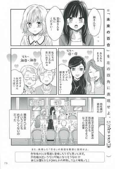 百合ドリル 応用編 難問篇 漫画 表現 アンソロジー 奥たまむし
