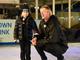 """""""皇帝""""プルシェンコ、6歳の息子サーシャくんと氷上で親子共演 「炎の体育会TVSP」で3つの企画にチャレンジ"""