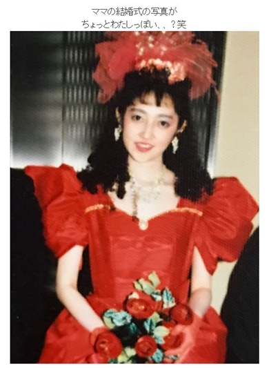 菊地亜美 母親 親子 似てる