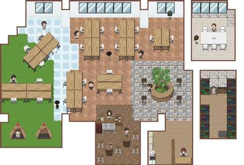 大阪 森ノ宮 コワーキングスペース MORINOMIYA RPG デザイン クラウドファンディング