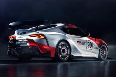 近い将来、スーパー耐久シリーズやニュルブルクリンク耐久シリーズでその姿を見られるかも