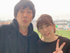 """「ほんとに夫婦みたい」「とってもお似合い」 吉田沙保里、大森南朋との""""健康家族""""2ショットにファンほっこり"""