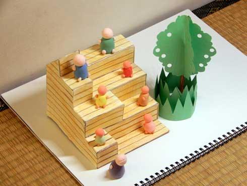 娘 模写 五家宝 上手い 絵 日本画 武蔵屋本店 和菓子 パッケージ
