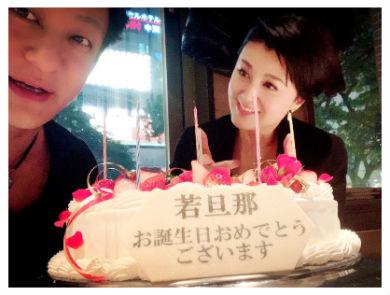 藤原紀香 片岡愛之助 歌舞伎 誕生日 夫婦