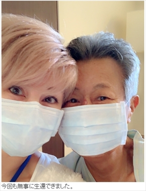 梅宮アンナ 梅宮辰夫 がん 手術 前立腺がん 尿管がん 現在 娘