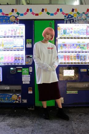 imma バーチャルモデル 秋元梢 モデル
