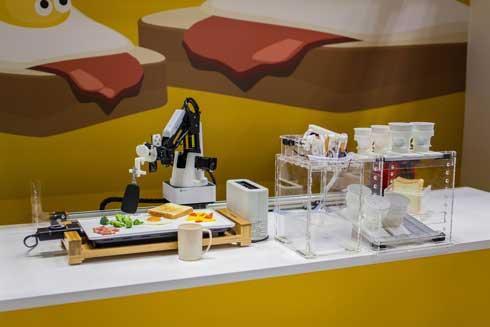 東大生 チーム 朝食ロボット システム 自動調理 開発 サウス・バイ・サウスウエスト SXSW