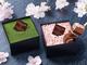 ローソン×GODIVAの1000円超え「お花見」スイーツ! 「桜」「抹茶」のゴージャスなケーキセット