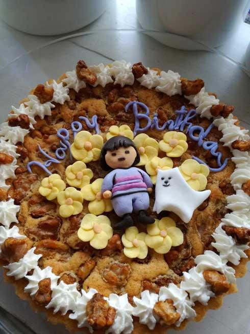 誕生日 母 ケーキ くるみタルト 設計図 イラスト Undertale アンダーテール 手作り