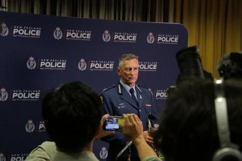 ニュージーランド テロ
