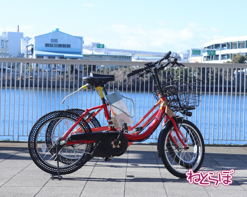 自転車シェア ドコモバイクシェア STAMPBIKE