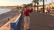 平野ノラ ワコール シンクロブラ 下着モデル フランス