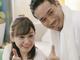 2人とも親の顔だ 平愛梨と長友佑都、花王「メリットシャンプー」のCMでCM初共演