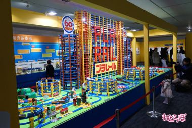 プラレール 京都鉄道博物館 SL 蒸気機関車 実物大