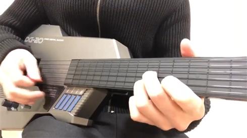 電子ギター「DG-20」