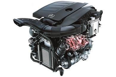 BSG搭載モデルのエンジン排気量は1.5リッター