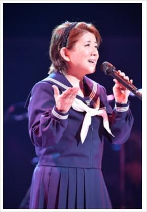 森昌子 引退 還暦ツアー 年齢 制服