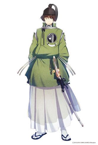 刀剣男士 クラウドファンディング 石切丸