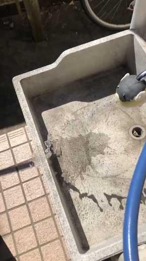 不遇 水を吐く フグ 蛇口 作ってみた 作り方