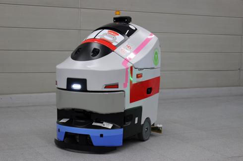 自動清掃ロボット 東京メトロ線渋谷駅 みなとみらい線横浜駅