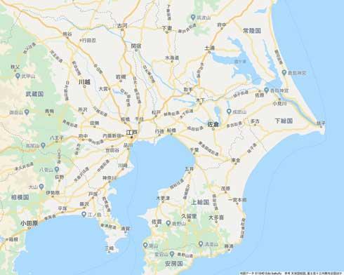 江戸時代にもしGoogleマップがあ...