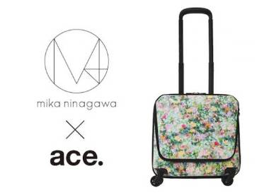 ace.×M/mika ninagawaトラベルコレクション概要