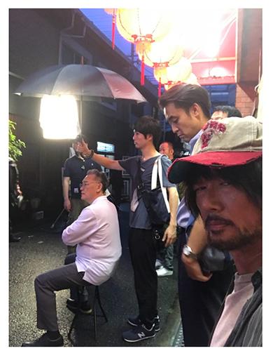 萩原健一 高橋克典 夏木マリ 不惑のスクラム 死去 NHK Instagram ブログ