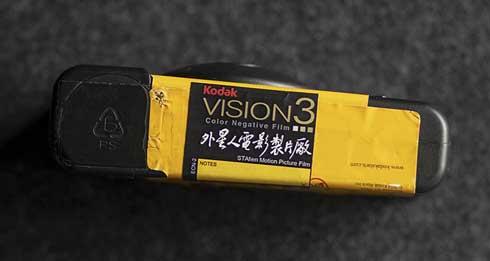 コダック 中国製 KODAK ロゴ入り レンズ付き フィルム 偽造品 注意