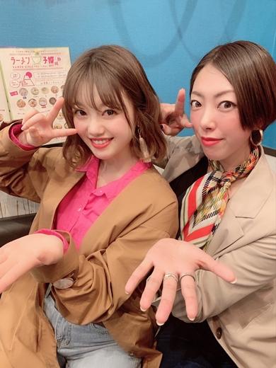萩田帆風 女子高生ミスコン 準グランプリ ラーメン女子博 サポーター
