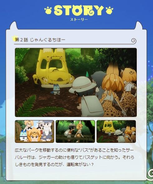 けものフレンズ2 最終話 12話