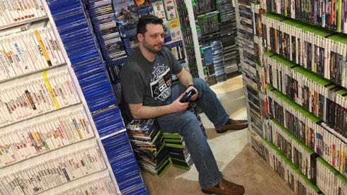 ゲームコレクター