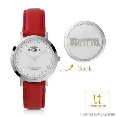 タイバニコラボレーション腕時計「シュテルンビルト」