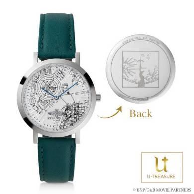 タイバニコラボレーション腕時計「女神像」