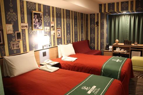 ホテルカルデア