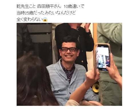 金八先生 つちやかおり 武田鉄矢 誕生日 古希 腐ったみかん