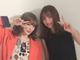きゃりー&内田理央、『週刊プレイボーイ』でコラボグラビア お互いのSNSをチェックしあう仲