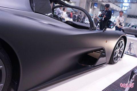 オートモビルカウンシル2019 ダラーラ・ストラダーレ スーパーカー