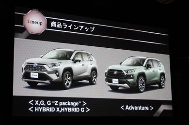 トヨタ RAV4 SUV