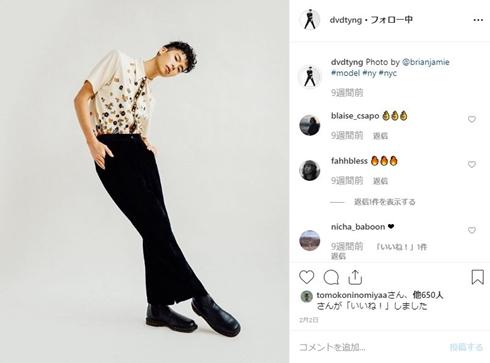 仮面ライダーゴースト 御成 柳喬之 西銘駿 タケル殿 モデル ニューヨーク