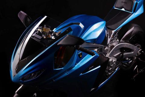 ライトニング ストライク 電動バイク EV