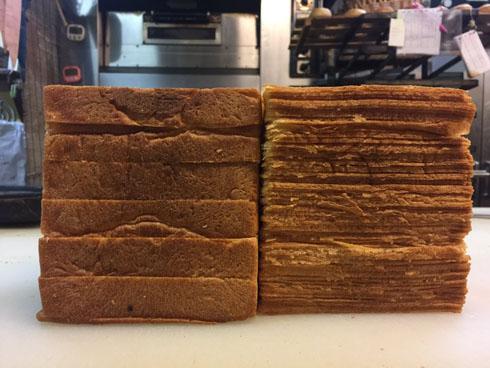 99枚切り食パン