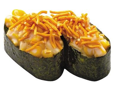 元気寿司ベビースターラーメンコラボ
