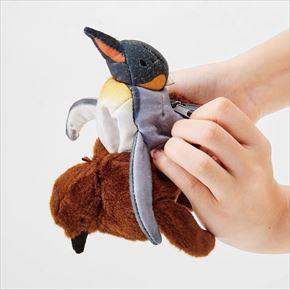 オウサマペンギンぬいぐるみ